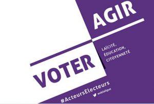 #Acteurs Electeurs