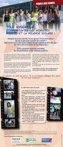 Exposition : Lutte contre les incivilités et les violences scolaires