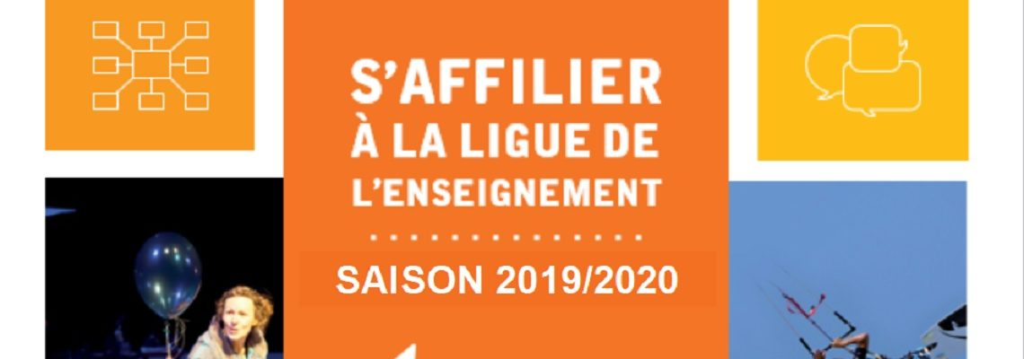 Procédure d'affiliation 2019/2020