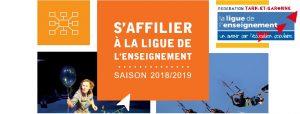 Campagne d'affiliation 2018/2019